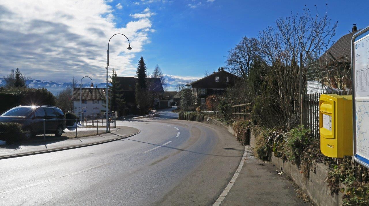 Die Wernetshauser Bevölkerung engagiert sich für mehr Verkehrssicherheit