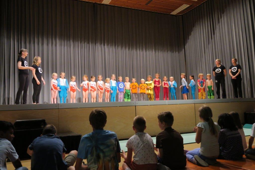 Projektwoche Zirkus im Kindergarten