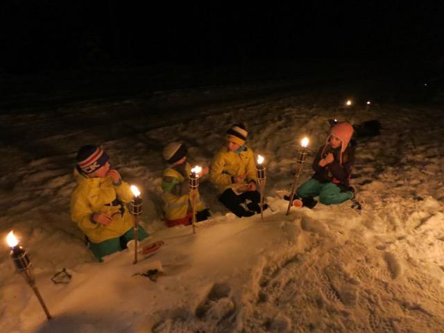 Nachtwanderung des Elternvereins Wernetshausen
