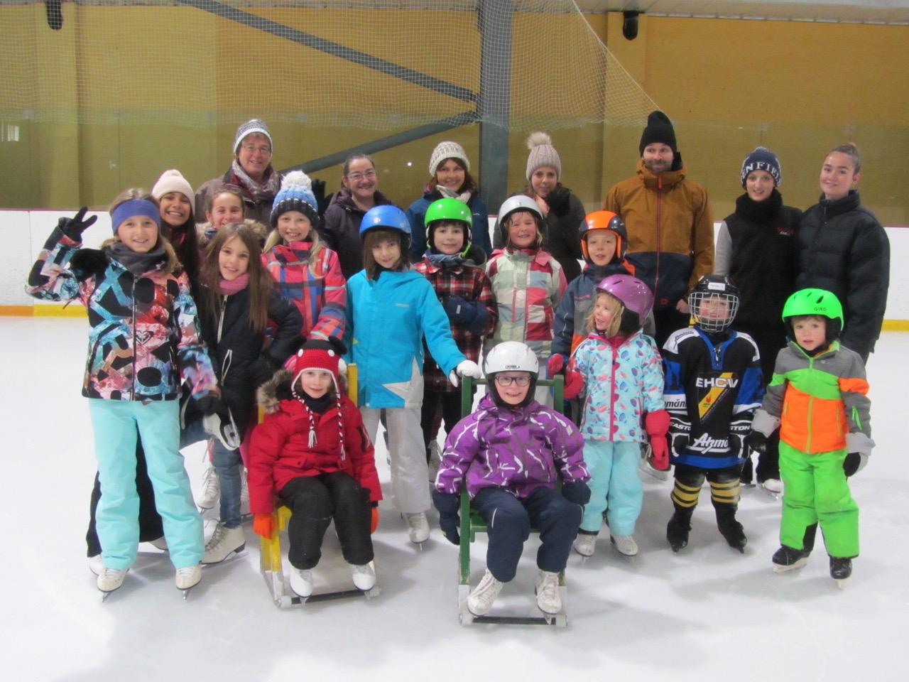 Eislaufevent Elternverein
